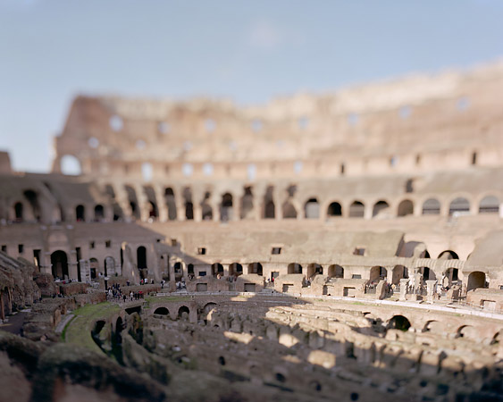 Andrew Ross - Visions - Colosseum 2